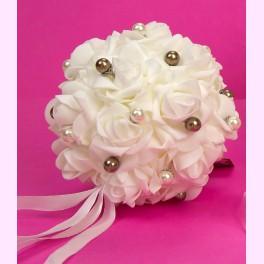 Alfiletero Bouquet Blanco