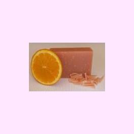 Jabón Artesano de Naranja 100 gr.