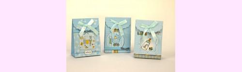 Cajitas y envoltorios para regalo