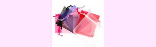 Bolsas para el arroz, el confetti o los pétalos